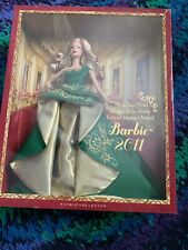 Barbie Holiday Doll 2011