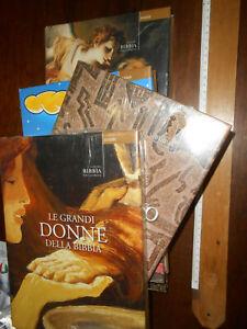 LIBRO:Lotto La Nuova Bibbia per la famiglia Edizioni San Paolo sussidi -5 volumi