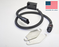 Toyota 5.7L Air Induction Pump Bypass Kit & Exhaust Port Plates - NO CUTTING !