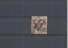 DAP, MAROKKO, 1899 Michelnummer: 6 o, gestempelt o, Katalogwert € 50,00