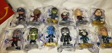 McDonald's MARVEL AVENGERS ENDGAME Happy Meal Toys SET OF 12+ 1 MASK