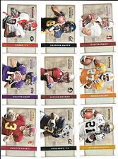 2015 Panini Contenders Draft Picks Old School football card complete set 50 card
