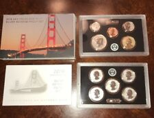 San Francisco Mint 2018 Silver Reverse Proof Set ~ Limited Edition ~ IN HAND!