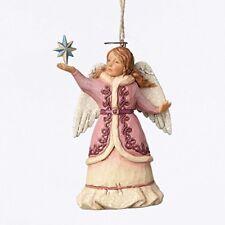 """Jim Shore for Enesco Heartwood Creek Victorian Angel Ornament, 4.875"""""""