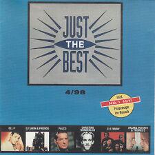 Just the Best 4/98 *  Doppel-CD *Oli P., Touche,  etc. (SOS451)