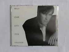 Bryan Ferry - Let's Stick Together (CD Single; 4 Tracks)