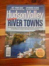 Hudson Valley Magazine NY River Towns April 2015 Revival on The Hudson