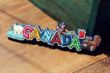 Canada Tourism Tourist Travel Souvenir 3D Rubber Fridge Magnet GIFT IDEA