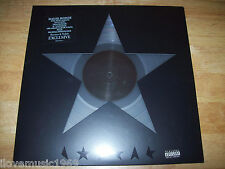 RARE David Bowie LIMITED EDITION Blackstar CLEAR 180 vinyl MINT condition SEALED