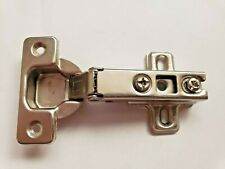 10 Pairs 35 mm 110-Degree Full Overlay Cabinet Hinge (20 hinges total)
