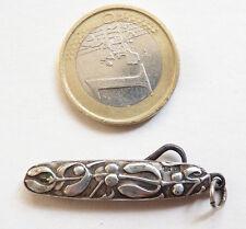 Petit canif tire-lacet pliant miniature ART NOUVEAU Modern Style vers 1900 gui