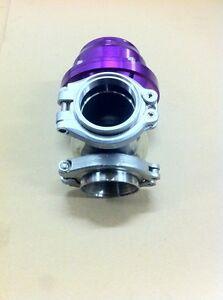 Décharge 44mm Externe Turbo VR6 16V 1.8T 2.0T TFSI Kit de Transformation 46mm