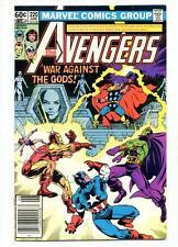 Avengers #220    Moondragon and Drax Appearance