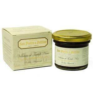 San Pietro: Black Truffle Sauce 90g