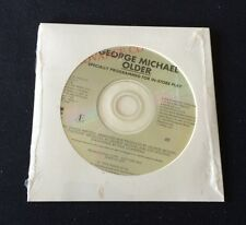 ***ÜBER RARE SEALED IN-STORE PROMO CD***Older-George Michael (Wham!)