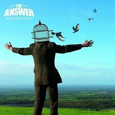 The Answer CD New Horizon (LIMITED DIGIBOOK/Package numérique edition) comme neuf!!!