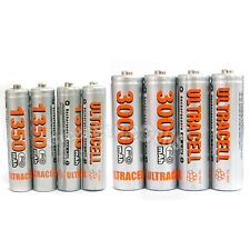 16 AA + 16 AAA 2A 3A 1350mAh 3000mAh rechargeable battery UltraCell