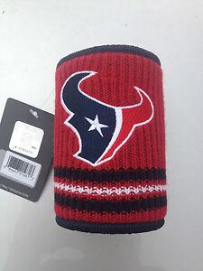 NFL Houston Texans Woolie Bottle Cooler Mustang Drinkware