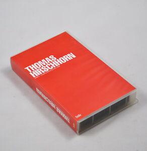 VHS - Thomas Hirschhorn: Video Compilation (Clips) 1995 (bdv)