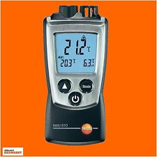 Testo Lufttemperatur Infrarotthermometer 810 Messgerät Temperatur Thermometer IR