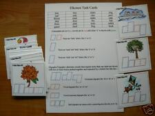 ELKONIN PHONEME BOX TASK CARDS Phonic Teaching Resource