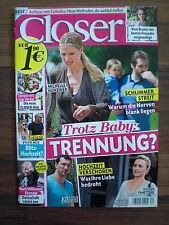 Closer Michelle Hunziker Bastian Schweinsteiger Toni Garrn Helene Fischer S Meis