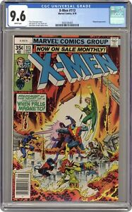 Uncanny X-Men #113 CGC 9.6 1978 3920185005