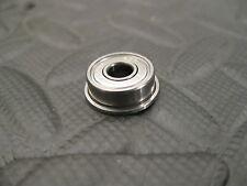 EZO FL605ZZ  Flanged Bearing, 5mm x 14mm x 5mm w 16mm x 1mm flange
