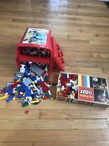 Vintage Legos - 4128 Freestyle XL Bucket & 120 Building Set