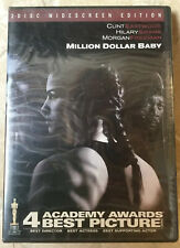Million Dollar Baby Dvd, 2005 2-Disc Set,Widescreen Brand New Sealed Ships Tomor