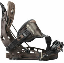 FLOW NX2 REDWOOD Hybrid Snowboard Bindings NEW Large (7.5-11)