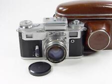 Soviet Contax copy KIEV 4M Kit 35mm RF camera with Jupiter-8M 2/50mm lens, EXC.