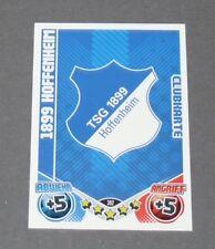 CLUBKARTE HOFFENHEIM TOPPS MATCH ATTAX PANINI FOOTBALL BUNDESLIGA 2011-2012