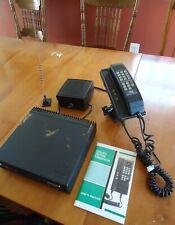 Vintage VERY Rare 1985 Motorola Brick Cell Cellular Auto Car Phone system