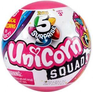 Zuru 5 Surprise Unicorn Squad Wave 1 - 1 Factory Sealed Ball