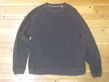 Lot of 2 Tommy Bahama Men's Sweaters Sz XL Charcoal Gray Black