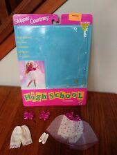 1992 Skipper/Courtney High School Fashions No.3629 Asst.3655 By Mattel