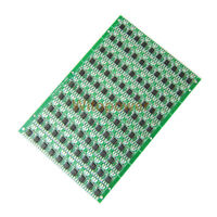 100pc WS2811 IC & PCB Board 14x9mm For F12 LED Pixel Module Digital Light 5V DC
