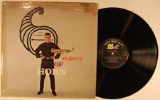 Paul Horn Plenty of Horn LP vg++ 1958 Jazz Dot DLP-9002 Mongo Santamaria