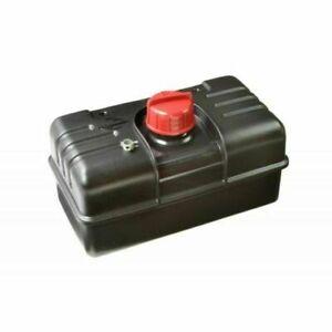 Genuine Tecumseh 34186A Gallon Fuel Tank with Cap Gas 4 Quart OEM H50 SnowBlower