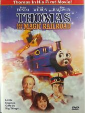 Thomas and the Magic Railroad (DVD, 2000) Thomas In His First Movie