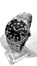 New Maurice Lacroix Venturer Diver Aikon Automatic Ai6058 300M Water Resistant