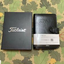 New Titleist Golf Notebook Other Hand Tools
