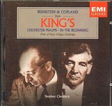 Leonard Bernstein(CD Album)Bernstein/ Copland: Choral Works-New