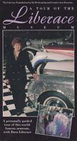 A TOUR OF THE LIBERACE MUSEUM Dora Liberace VIDEO VHS Pal    SirH70