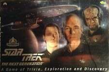 Classic Star Trek Next Generation Board game, 12 Years and Up, Boys & Girls