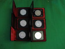 Canada Dollar silver 1973 1974 1975 1976 1977 1978