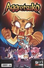Aggretsuko #1 Oni Press Comic 2020 Cover A Cannon Barnes Kirkland First Print
