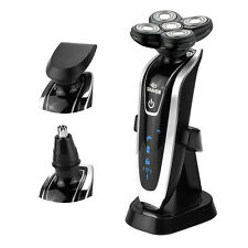 Shaver Electric Series Professional New Wet Dry Cordless Rechargeable Trimmer