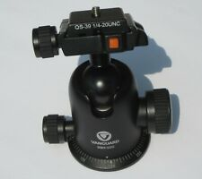 VANGUARD SBH-100 Ball Head with Quick Release Plate ***EXCELLENT CONDITION***